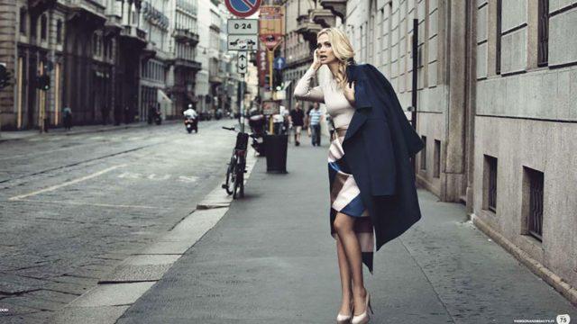 fashion beauty magazine