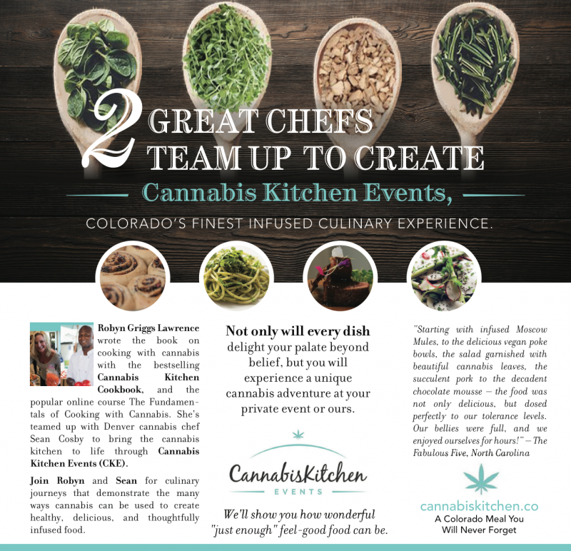 Cannabis Kitchen Event