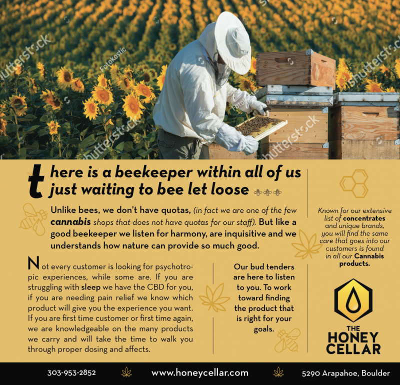 The Honey Cellar